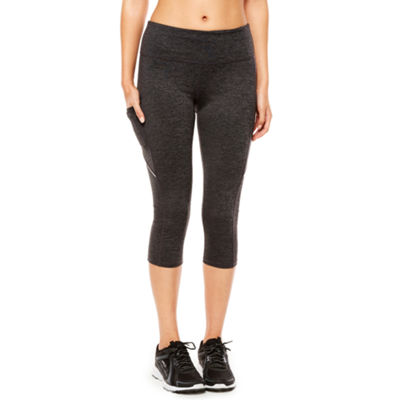 Xersion Mid Rise Tall Capri Leggings