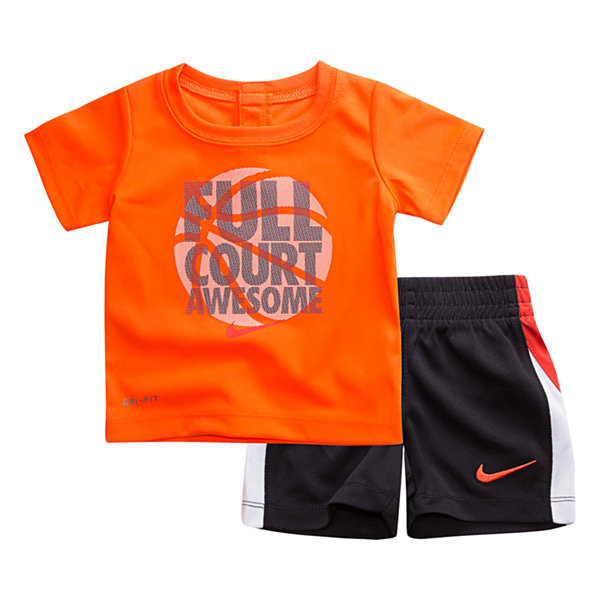 Nike 2-pc. Shorts Set Toddler Boys