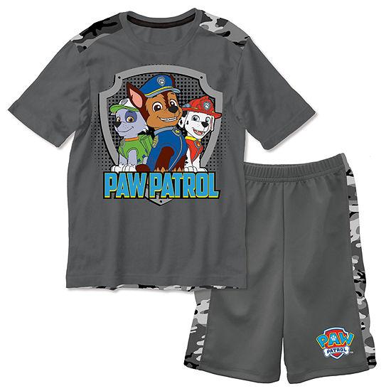 Toddler Boys 2-pc. Paw Patrol Short Set