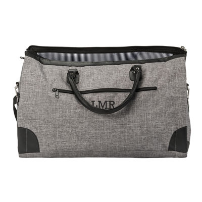Cathy's Concepts Personalized Convertible Duffel and Garment Bag
