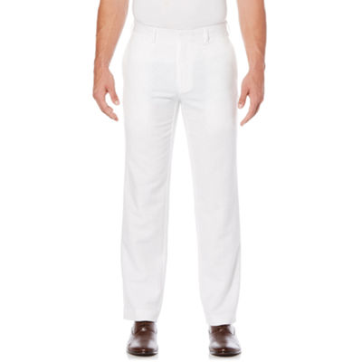 Cubavera Original Fit Flat Front Pants