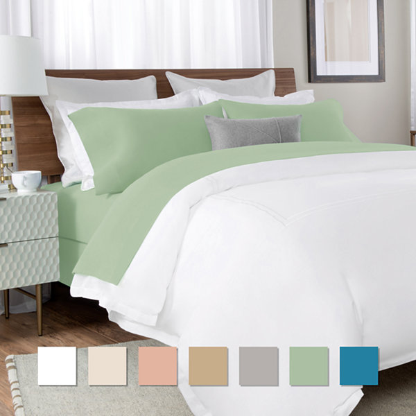 Briarwood Home Solid Percale Sheet Set