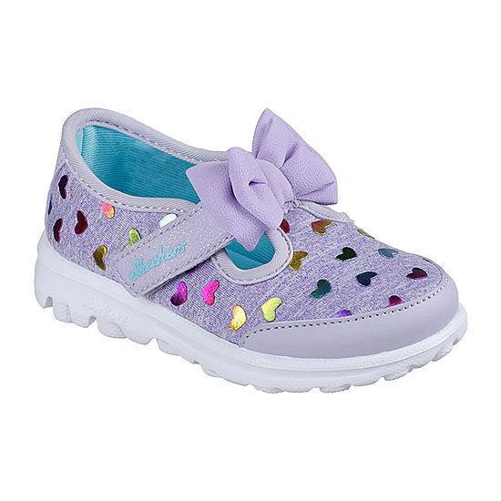 fd8c2a92fc35 Skechers Go Walk Girls Sneakers - Toddler - JCPenney