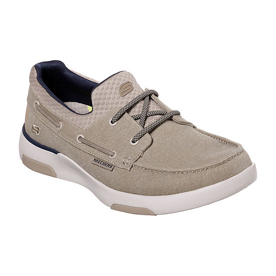 Skechers Mens Bellinger-Garmo Slip on Boat Shoes