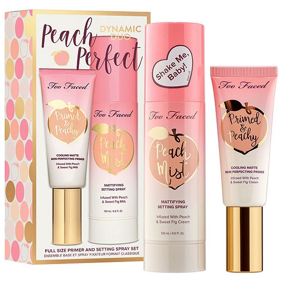 Too Faced Peach Perfect Dynamic Duo - Peaches and Cream Collection