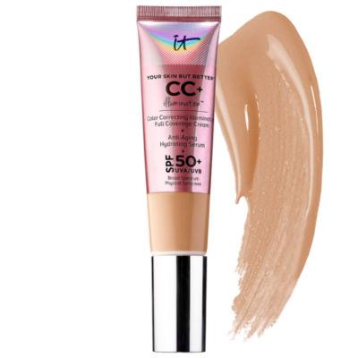 IT Cosmetics Your Skin But Better™ CC+Illumination™ Cream with SPF 50+