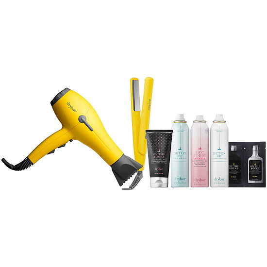 Drybar Super Straight Up Bundle
