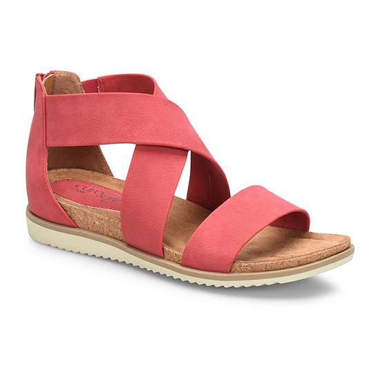 0c01b169b92 Eurosoft Landry Womens Wedge Sandals JCPenney