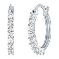 cc7dd2e027c1b Fine Earrings | Gold Hoops and Diamond Earrings | JCPenney