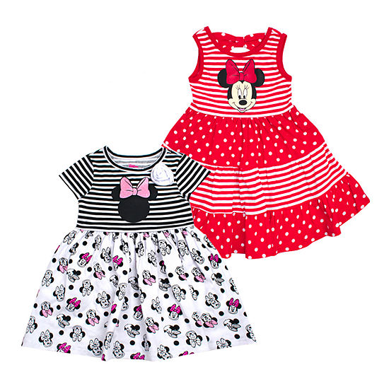 793bc244c563 Disney Sleeveless Minnie Mouse Dress Set - Toddler Girls - JCPenney