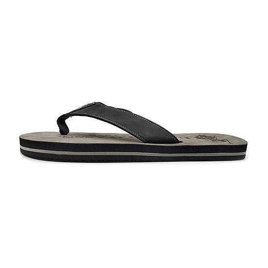 U.S. Polo Assn.® Logo Thong Sandals