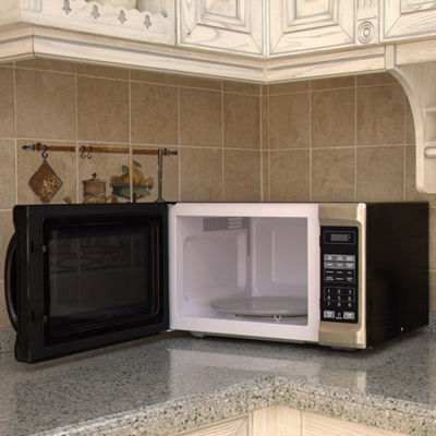 Emerson 1.3Cu Ft 1000W Touch Control Microwave Oven