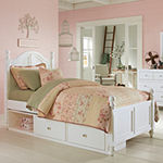 Lake House Payton Arch Bed with Storage