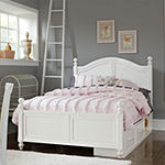 Lake House Payton Arch Bed with 2 Storage Units