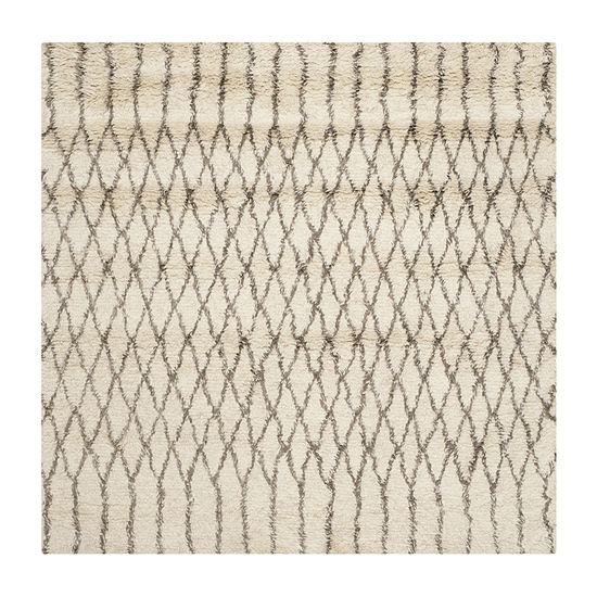 Safavieh Casablanca Collection Macy Geometric Square Area Rug