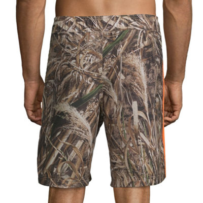 Realtree Camouflage Swim Trunks