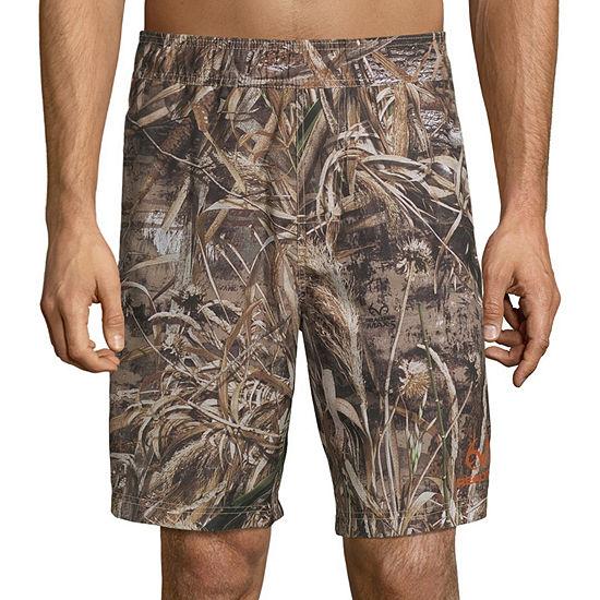 Realtree Camouflage Swim Trunks