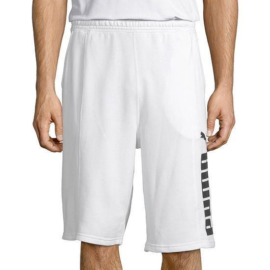 Puma Mens Moisture Wicking Workout Shorts