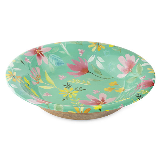 Thirstystone Collection Blooms And Vibes Petals Serving Bowl