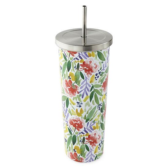 Cambridge Floral Cup