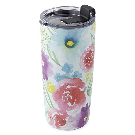 Cambridge Floral Coffee Cup