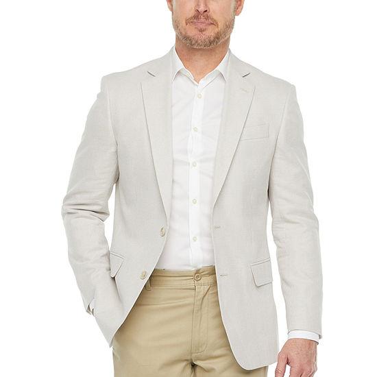 Stafford Mens Regular Fit Sport Coat - Big and Tall