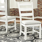 Signature Design by Ashley Valdine Collection 2-pc. Side Chair
