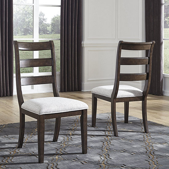 Signature Design by Ashley Roanoke Collection 2-pc. Side Chair