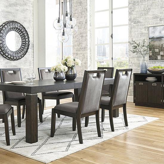 Signature Design by Ashley® Hyson 7-Piece Dining Set