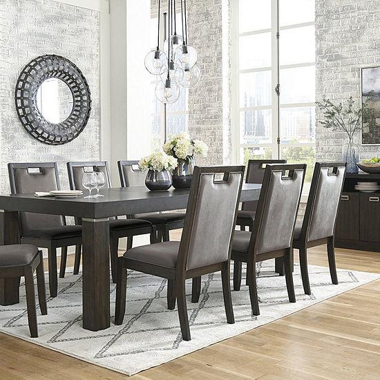 Signature Design by Ashley® Hyson 9-Piece Dining Set