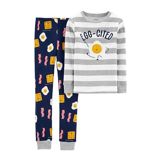 Carter's Boys 2-pc. Pajama Set Little Kid / Big Kid