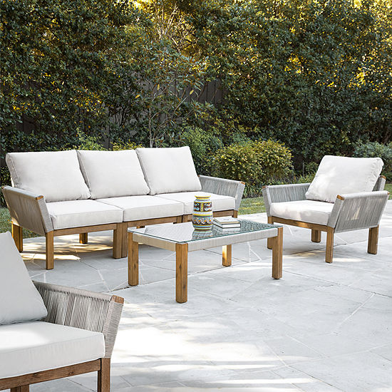 Nashcal 4-Piece Outdoor Conversation Set