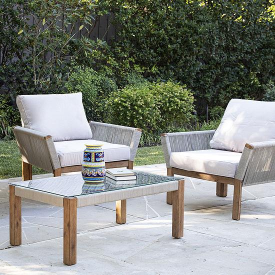 Nashcal 2-Piece Outdoor Armchair Set