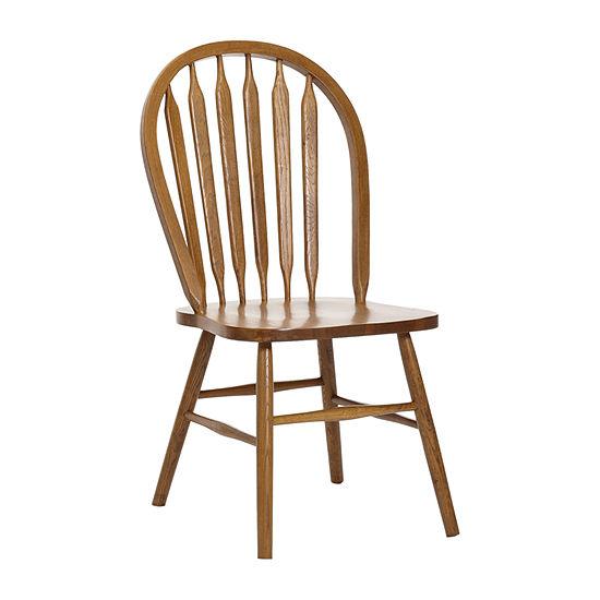 Oakmont Plain Arrow Dining Chair - Set of 2
