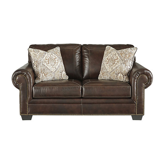 Signature Design by Ashley® Rondell Track-Arm Loveseat