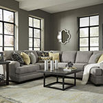 Signature Design by Ashley® Creola 4-Piece Sectional with Cuddler