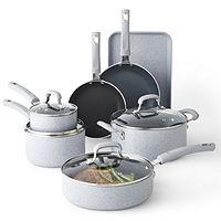 Cooks Spatter Cookware 11-Piece Set
