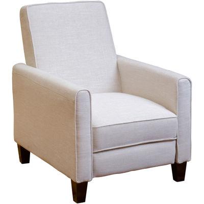 Darvis Fabric Reclining Club Chair