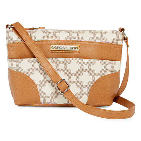 Rosetti® Adalynn Triple Play Mini Crossbody Bag