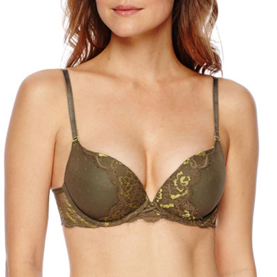 Ambrielle® Mystique® Convertible Plunge Push-Up Bra