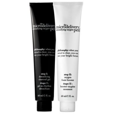 philosophy The Microdelivery Detoxifying Oxygen Peel