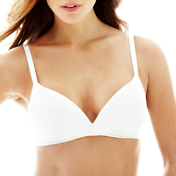 f8b69fb8efb0c Ambrielle® Back-Smoothing Wirefree Bra-JCPenney