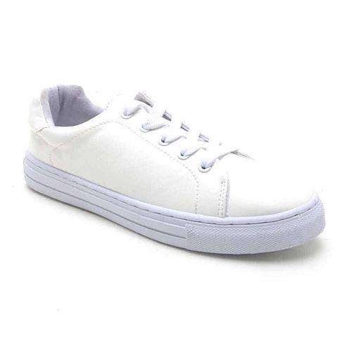 Qupid Reba Lace-Up Womens Sneakers