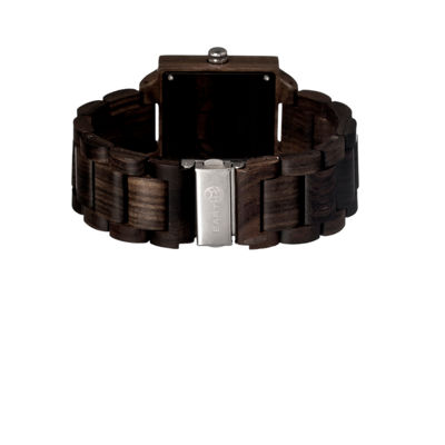 Earth Wood Culm Unisex Brown Bracelet Watch-Ethew1002