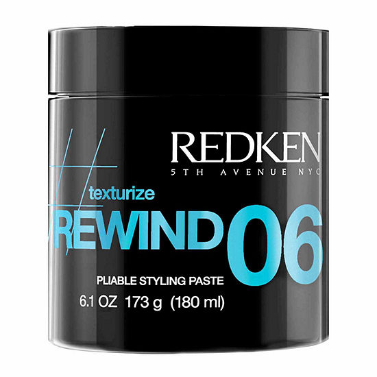 Redken Texturize Rewind 06 Hair Paste-5 oz.