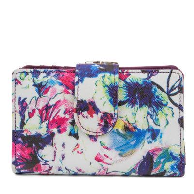 Mundi S&P Warm Sun Floral Indexer Wallet