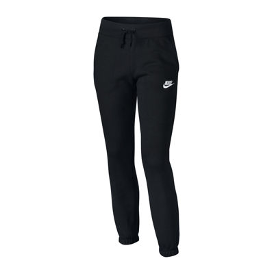 Nike Fleece Jogger Pants - Girls' 7-16