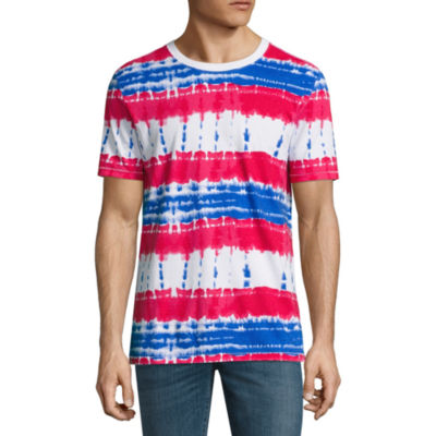 Arizona Short Sleeve Printed Crew Neck T-Shirt