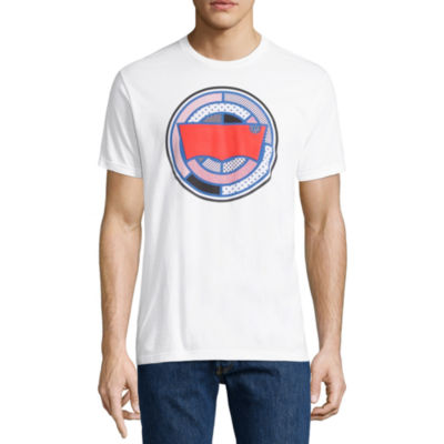 Levi's® Zoned Short Sleeve Graphic T-Shirt