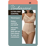 "Underscore ""Inches Off"" Extra Firm Control Waist Cincher - 129-4540"
